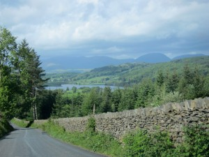 View in the Lake District