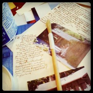 The House That My Dad Built   - Letter to Home Project @arthouse in Progress